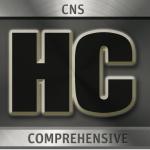 HC CNS Rectangle White