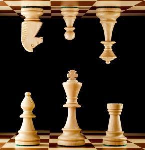 chess board upside down